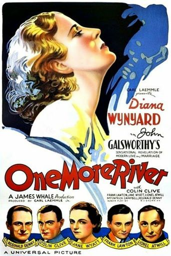 One More River Poster