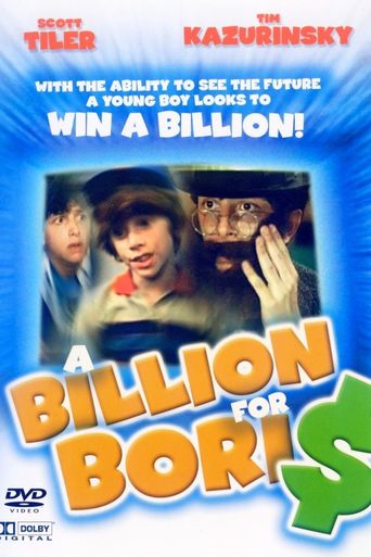 A Billion for Boris Poster