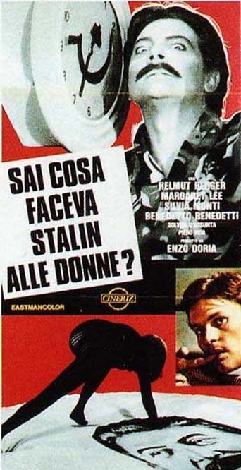 What Did Stalin Do to Women? Poster