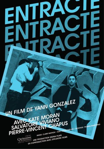 Entracte Poster