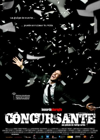 The Contestant Poster