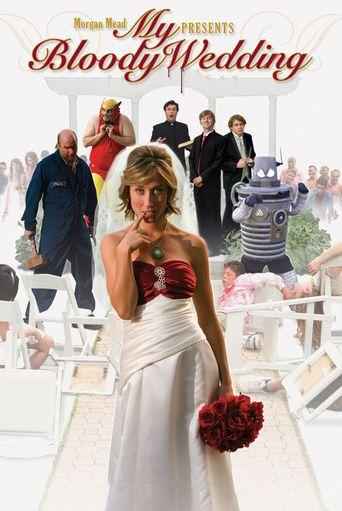 My Bloody Wedding Poster