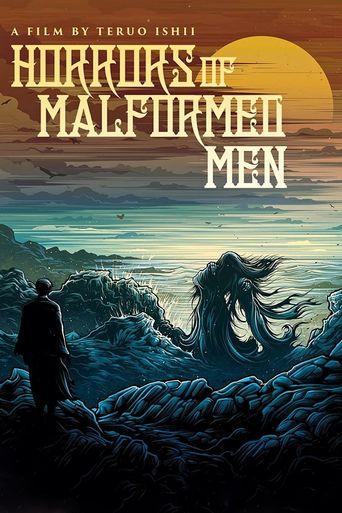 Horrors of Malformed Men Poster
