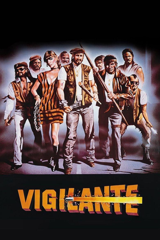 Vigilante Poster