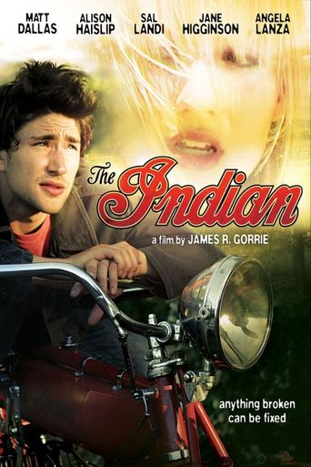 The Indian Poster
