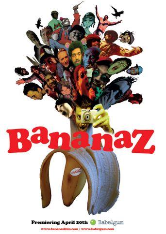 Bananaz Poster