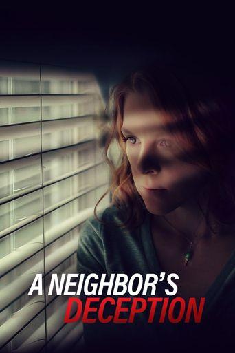 A Neighbor's Deception Poster
