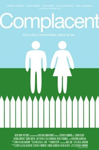 Complacent Poster