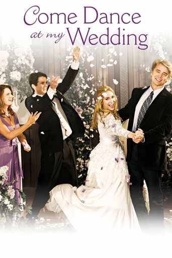 Come Dance at My Wedding Poster