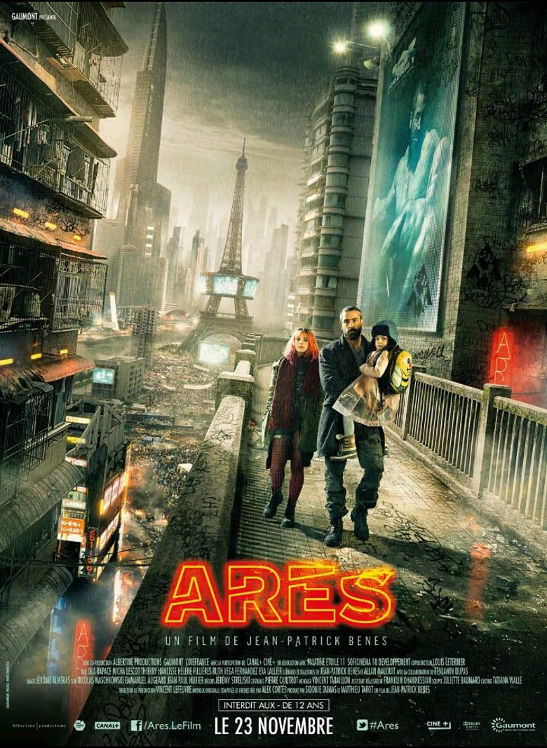 Ares Poster