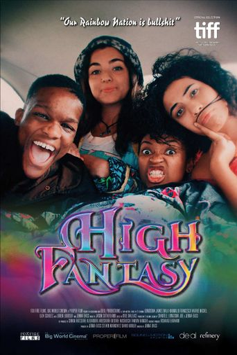 High Fantasy Poster