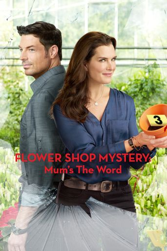 Flower Shop Mystery: Mum's the Word Poster