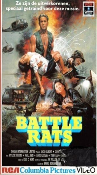 Battle Rats Poster