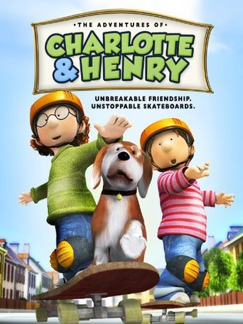The Adventures of Charlotte and Henry Poster