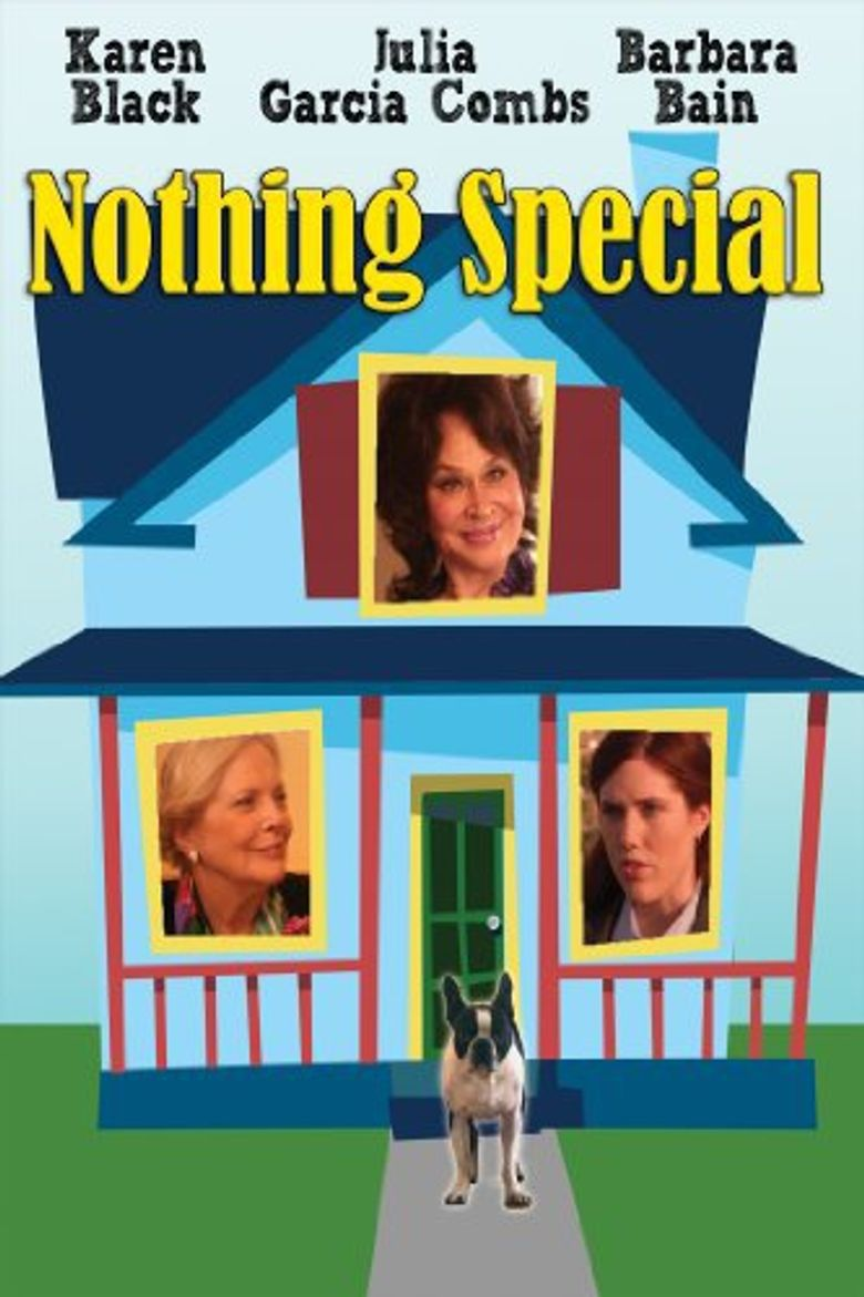 Nothing Special Poster