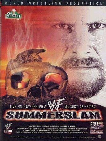WWE SummerSlam 1999 Poster