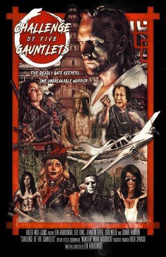 Challenge of Five Gauntlets Poster