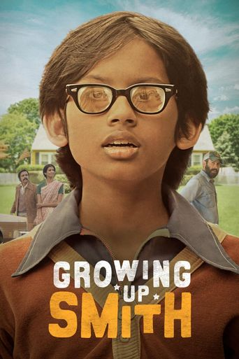 Growing Up Smith Poster