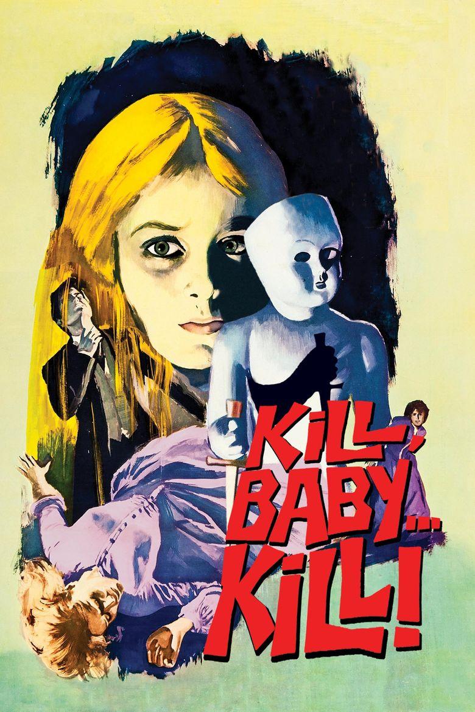 Kill Baby, Kill Poster