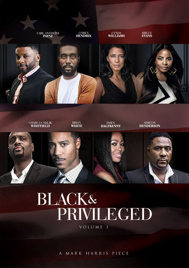 Black & Privileged: Volume 1 Poster