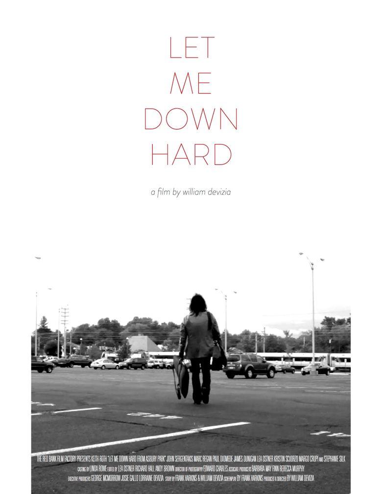 Let Me Down Hard Poster