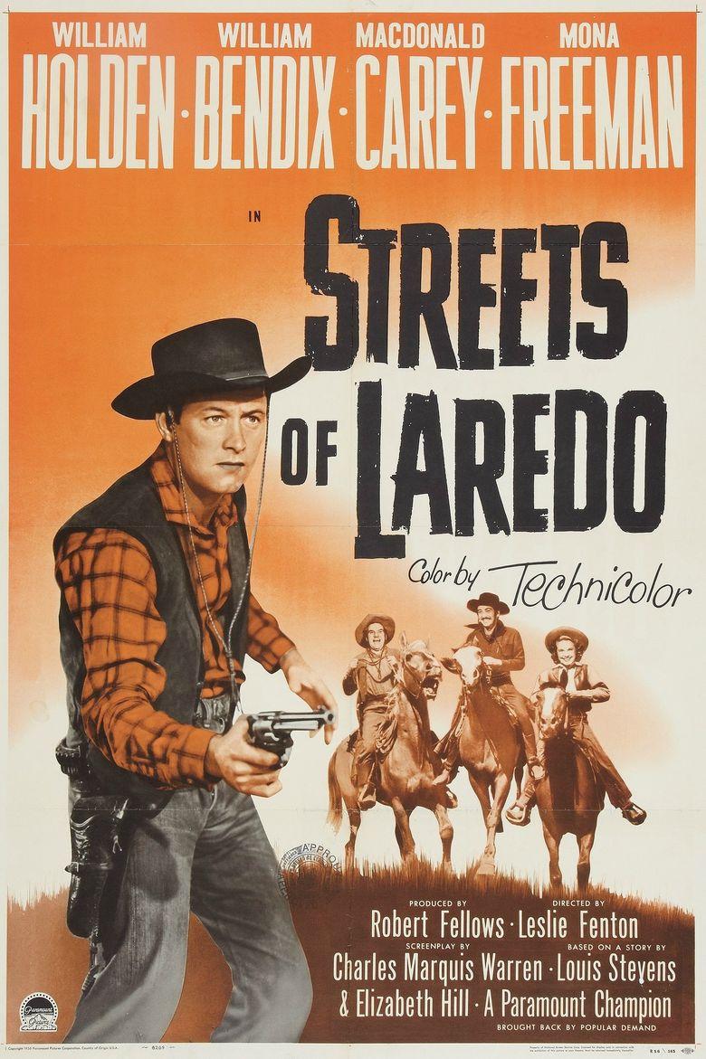 Streets of Laredo Poster