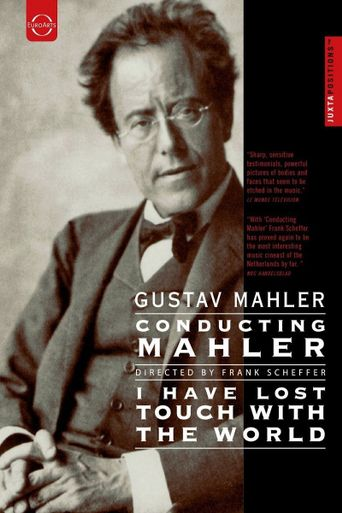 Conducting Mahler/I Have Lost Touch with the World Poster