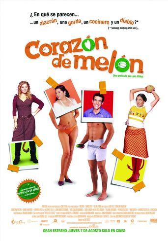 Corazón de melón Poster