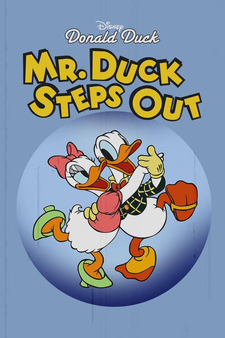 Mr. Duck Steps Out Poster