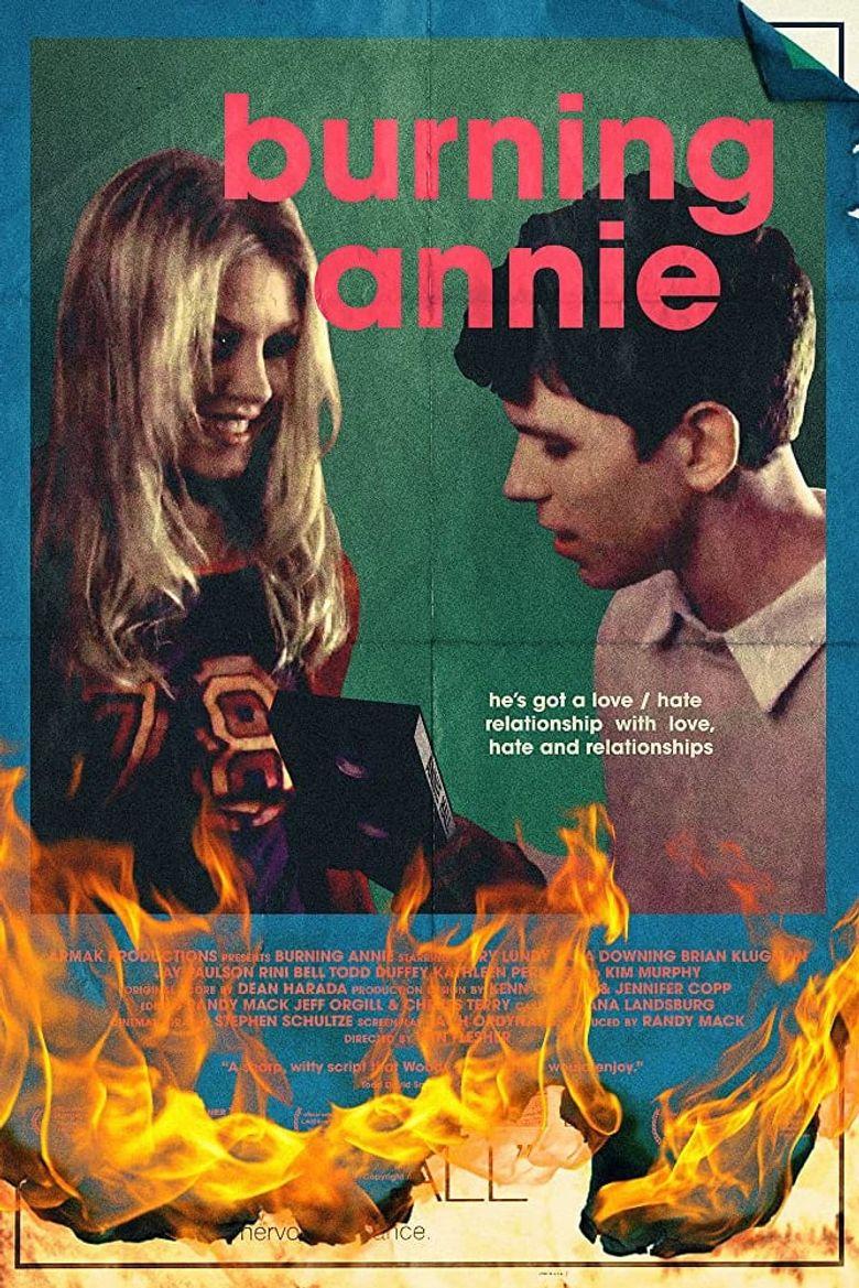 Burning Annie Poster