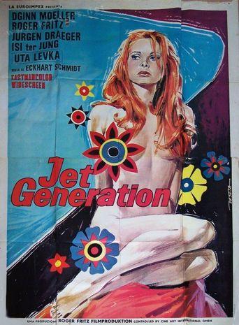 Jet Generation Poster