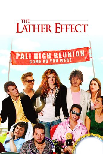 The Lather Effect Poster