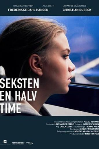 Copenhagen to Oslo Poster