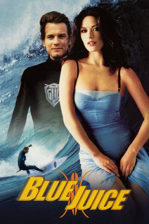 Blue Juice Poster