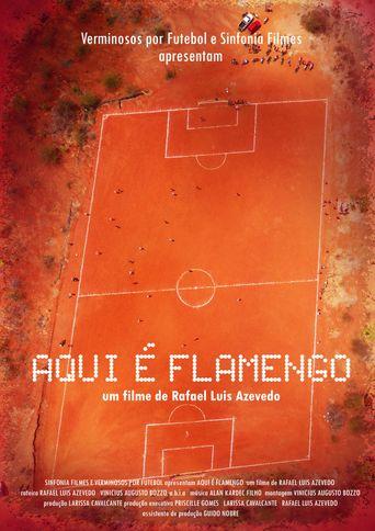 Aqui É Flamengo Poster