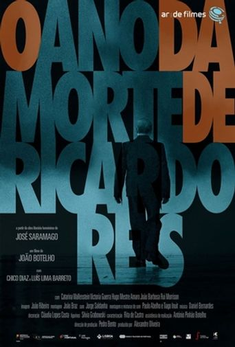The Year of the Death of Ricardo Reis Poster
