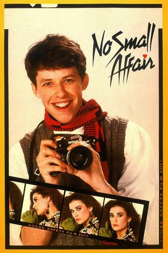 No Small Affair Poster