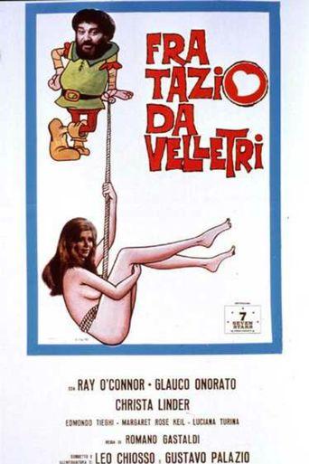 Fra' Tazio da Velletri Poster