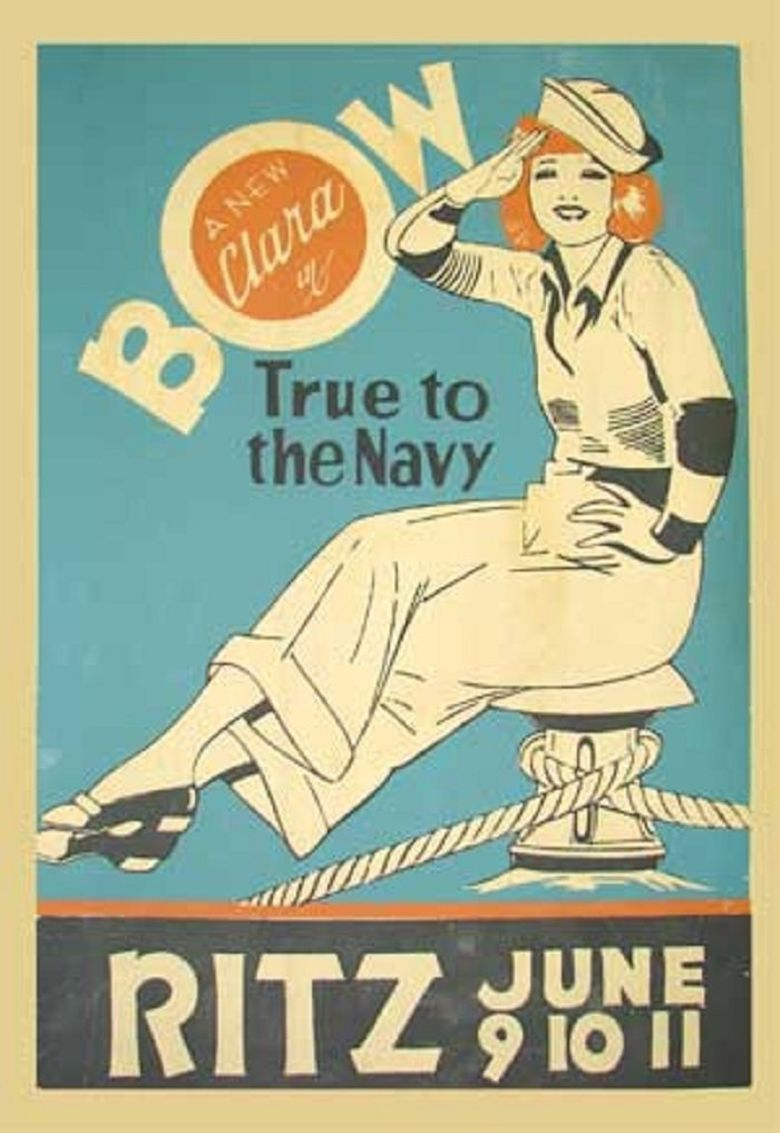 True to the Navy Poster
