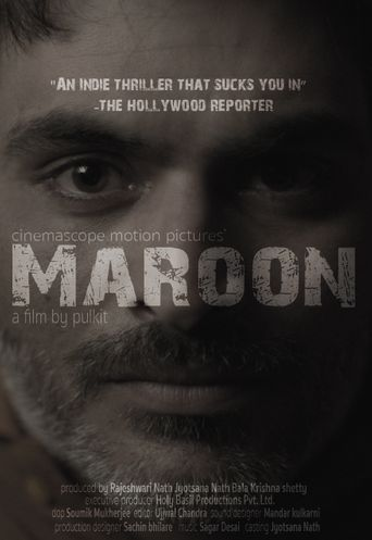 Maroon Poster