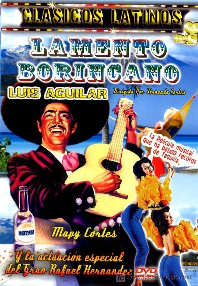 Lamento borincano Poster