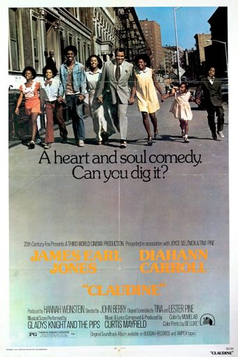 Claudine Poster