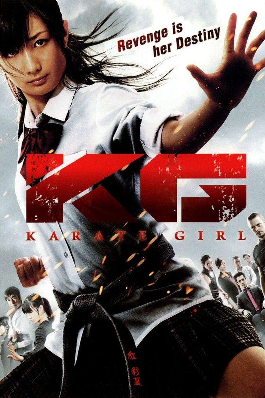 Watch Karate Girl