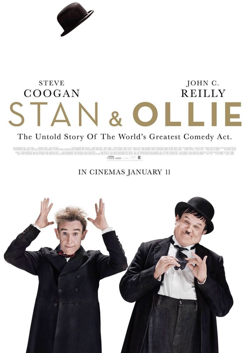 Stan & Ollie Poster