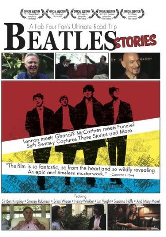 Beatles Stories Poster