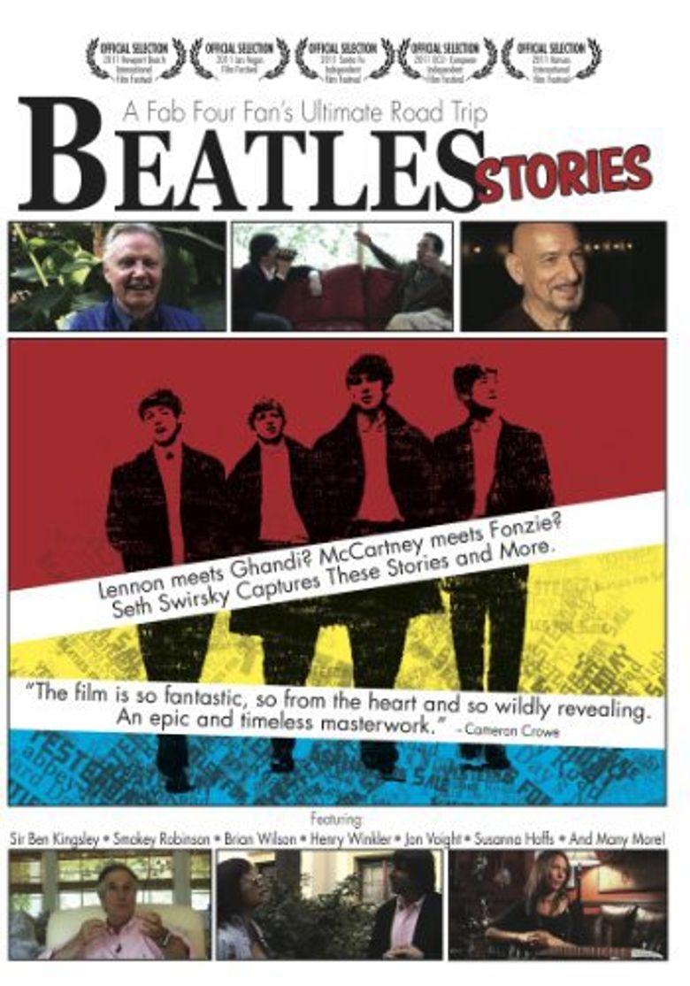 Beatles Stories Poster