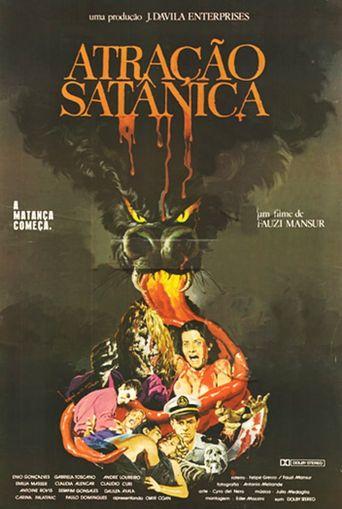 Satanic Attraction Poster