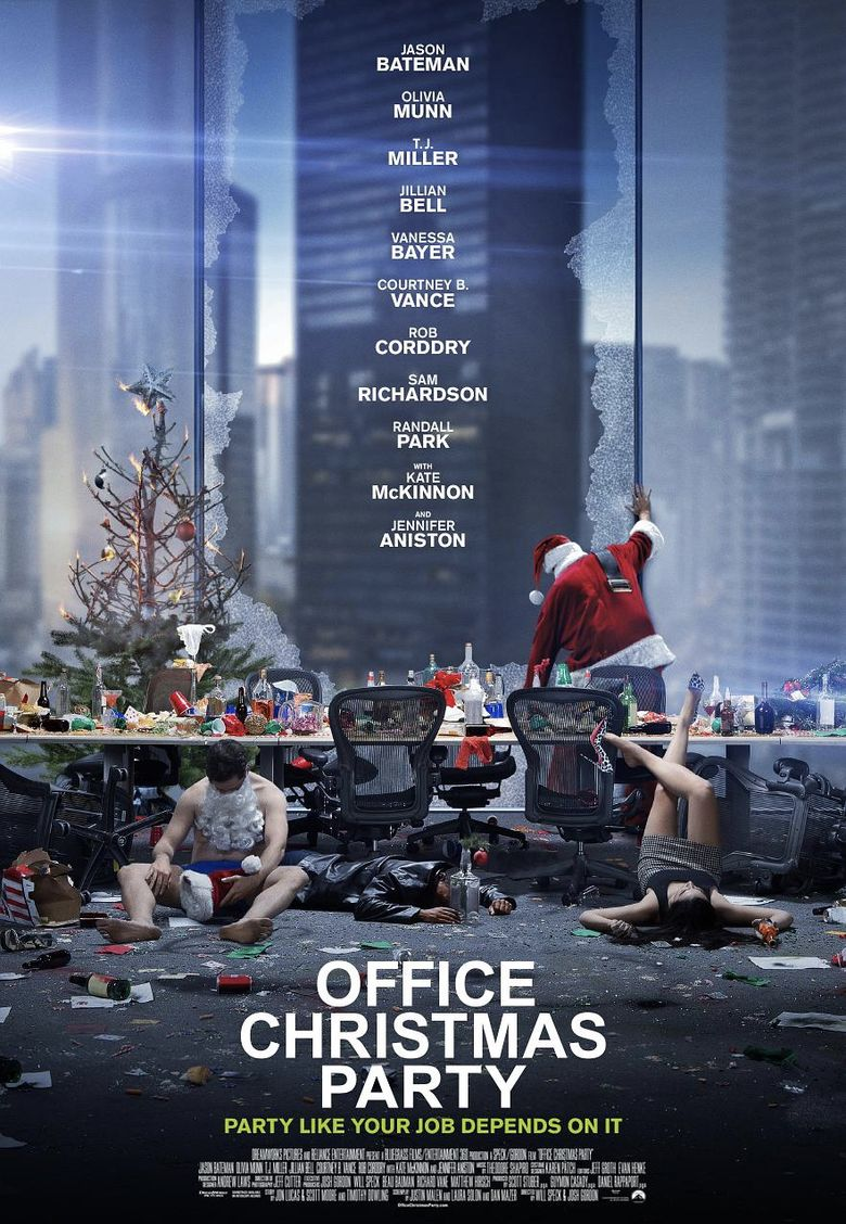 Office Christmas Party (2016) - Watch on Showtime or Streaming ...