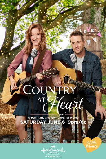 Country at Heart Poster
