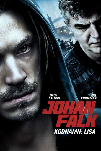 Johan Falk: Kodnamn Lisa Poster